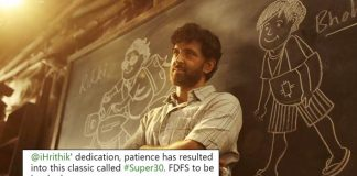 Hrithik Roshan's Super 30 trailer gets thumbs up from fans!