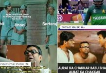 #ICCCricketWorldCup2019: These Bollywood Memes From India Vs Pakistan's Match Is The Best Thing You'll See On The Internet Today!
