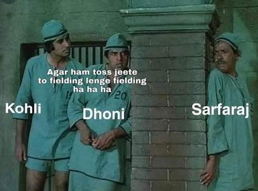 #ICCCricketWorldCup2019: These Bollywood Memes From India Vs Pakistan's Match