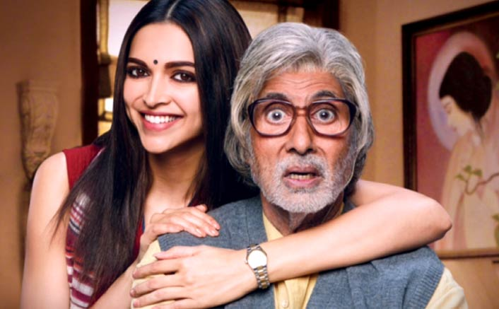 Amitabh Bachchan as Bhaskor Bannerjee in Piku