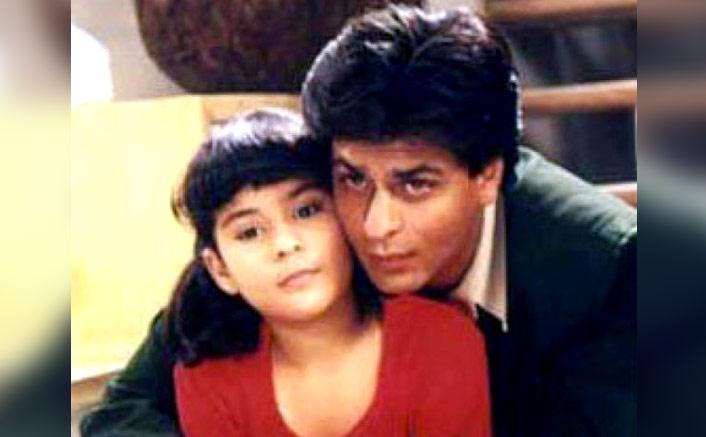 Shah Rukh Khan as Rahul Khanna in Kuch Kuch Hota Hai