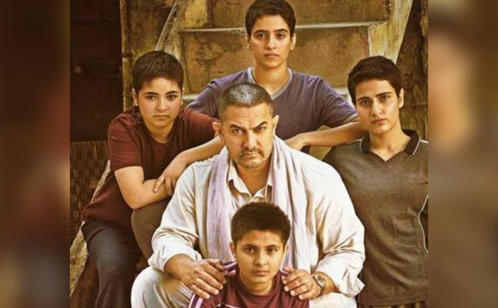 Aamir Khan as Mahavir Singh Phogat- Dangal