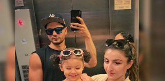 I'm learning how to be a parent: Kunal Kemmu