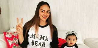 It's an angel! Childhood lovers Esha Deol and Bharat Takhtani welcome their second baby Miraya