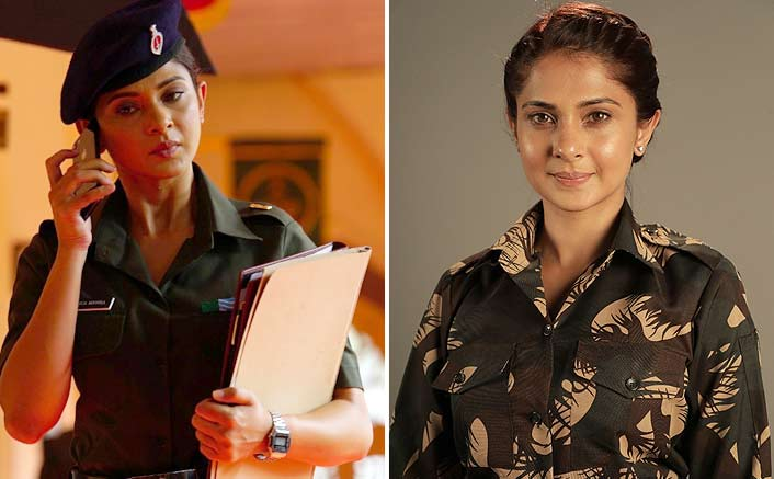 Jennifer Winget excited to play Army officer