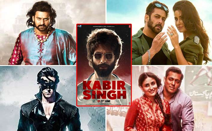 Kabir Singh Box Office Day 4: With 17.54 Crores, Where Does It Stand In The Top 15 Best Mondays (Bollywood)?