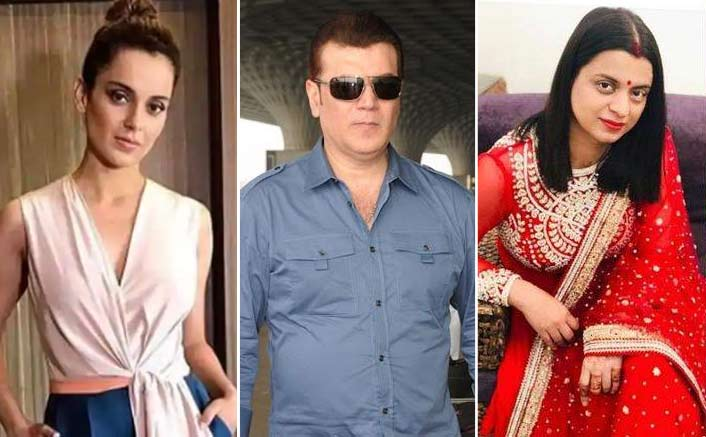 Kangana Ranaut Paid 1 Cr To Aditya Pancholi For Extortion Claims Sister, Rangoli Chandel!