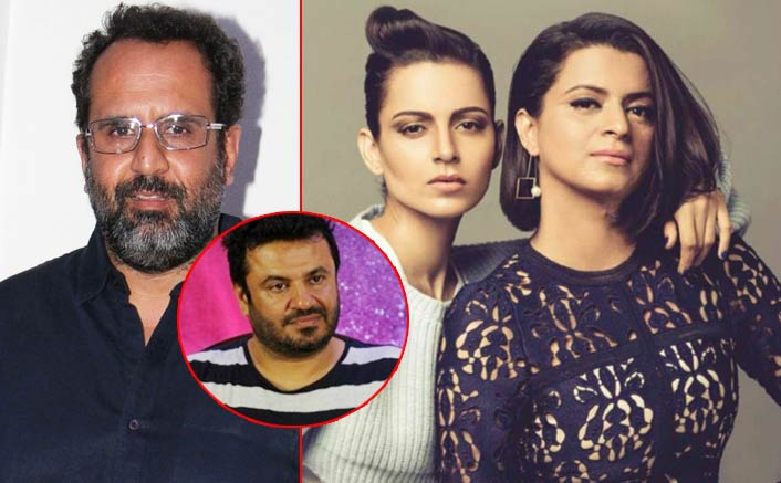 "Kangana Ranaut's Sister Rangoli Targets ""Nepo Gang"" Again, Says She Gave Breakthrough To Aanand L Rai"
