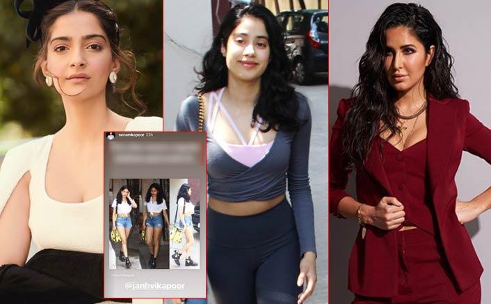 Katrina Kaif Says Janhvi Kapoor Wears Very Shorts, Sonam Kapoor Jumps To Her Defense