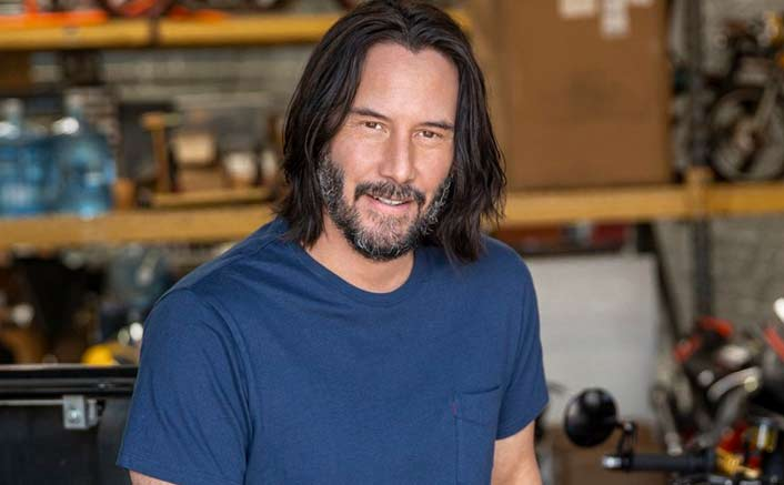 John Wick Star Keanu Reeves To Star In Marvel's The Eternals?