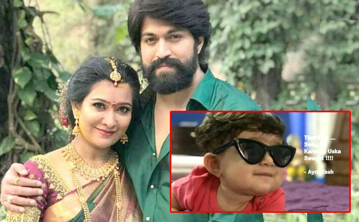 KGF Actor Yash & Wife, Radhika Are Expecting Their Second Child! Their Announcement Is So Damn Cute