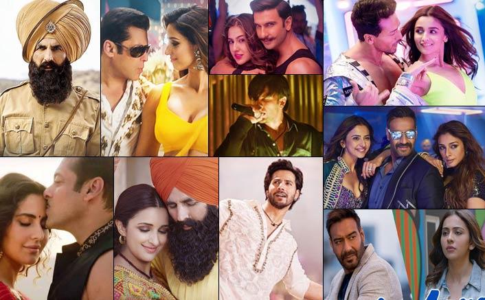 Koimoi Bollywood Music Countdown Audience Poll May 2019: Bharat, De De Pyaar De Retain - Gully Boy Still Holds Its Fort!