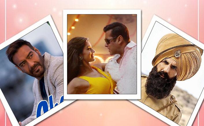 Koimoi Bollywood Music Countdown May 2019 RESULTS: Salman Khan Retains The Throne, Ajay Devgn Climbs Up!