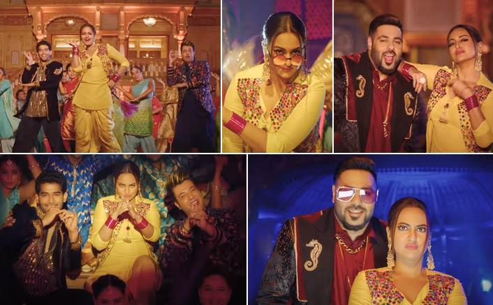 Koka From Khandani Shafakhana: Cool Badshah, Sassy Sonakshi Sinha & Adorable Varun Sharma Are The Perfect Desi Combo