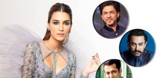 "Kriti Sanon Questions B-Town's Hypocrisy: ""When Aamir Khan, Shah Rukh Khan, Salman Khan Perform A Special Song, They're Never Called Item Numbers"""