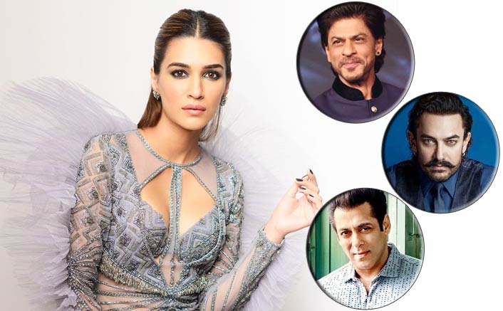 """Aamir Khan, Shah Rukh Khan Or Salman Khan's 'Special Songs' Are Never Called Item Numbers,"" Questions Kriti Sanon"