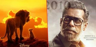 'Lion King' Hindi trailer to be attached with 'Bharat'