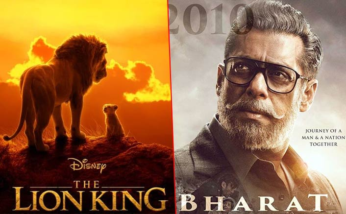 Lion Is Coming With The Tiger! The Lion King Trailer Attached With Salman Khan's Bharat