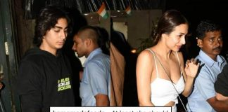 Malaika Trolled Again For Wearing A Revealing Dress On An Outing With Her Son!