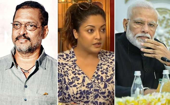 #MeToo: Tanushree Dutta Hits Out At Prime Minister Narendra Modi Over Nana Patekar's Clean Chit!