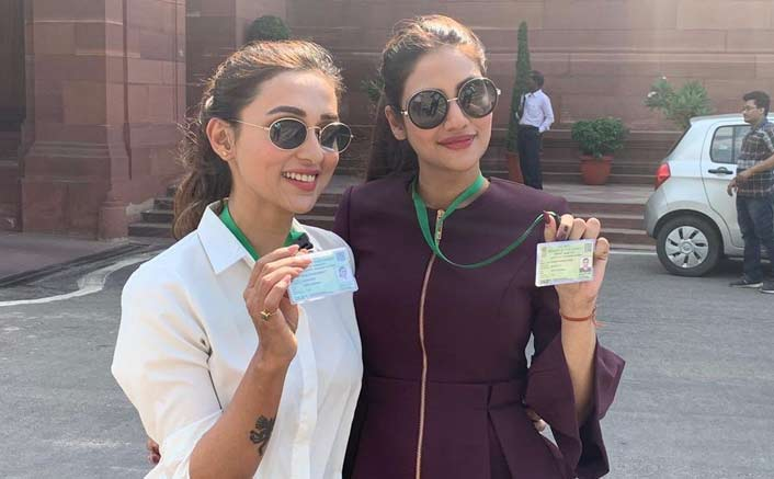 Wedding Bells For Nusrat Jahan, Friend Mimi Chakraborty Reaches Turkey To Be A Part Of The Celebrations