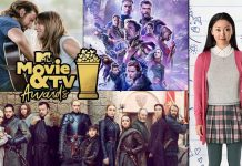 MTV Movie & TV Awards: 3 For Avengers: Endgame, 2 For A Star Is Born - Complete List Of Winners!