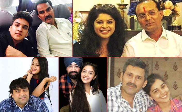 My dad, my superhero: TV actors on Father's Day