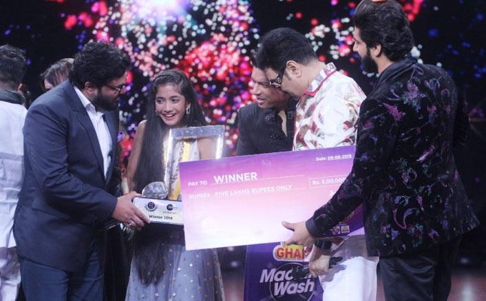 Nagpur's Sugandha Date wins '...Li'l Champs'
