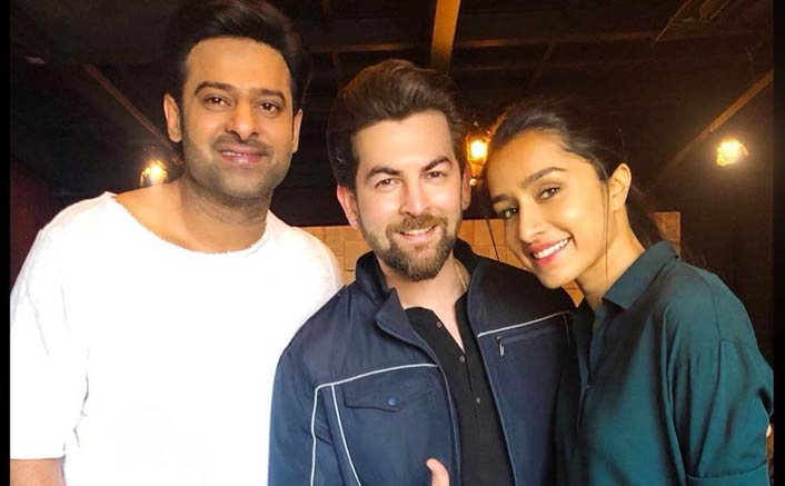 Neil Nitin Mukesh Wraps Up The Shoot Of Saaho; Calls It A Beautiful Journey