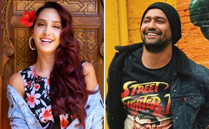 Vicky Kaushal & Nora Fatehi Collaborate For A Romantic Project! Deets Inside