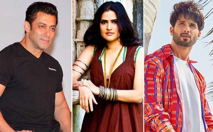 Not Salman Khan, But Shahid Kapoor & Kabir Singh Are Under Sona Mohapatra's Radar This Time!