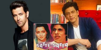 Not Shah Rukh Khan, But Hrithik Roshan To Be Part Of Satte Pe Satta Remake?