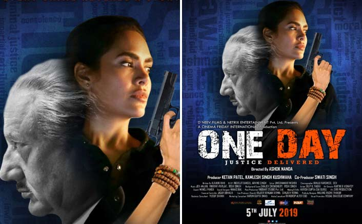 'One Day: Justice Delivered' release delayed