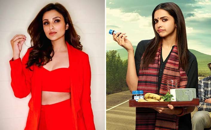 Parineeti Chopra Finally Breaks Silence On Losing Out Piku To Deepika Padukone