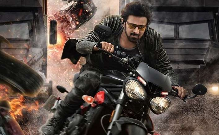 Prabhas starrer 'Saaho' has raised the heat with the new action-filled poster and we're super excited!