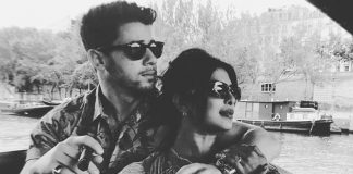 Priyanka, Nick romance in 'city of love'