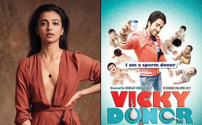 Radhika Apte Reveals Why Was She Rejected To Play Lead Role In Vicky Donor
