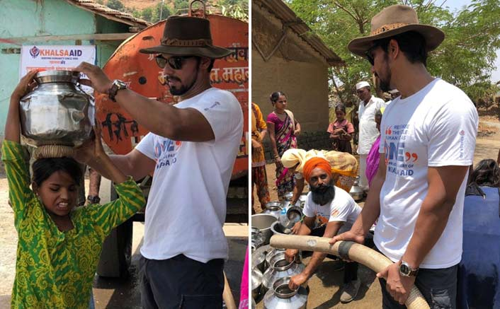 After Aamir Khan, Randeep Hooda Lends His Support For Drought Affected Areas In Maharashtra
