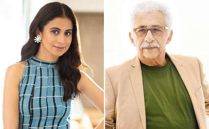 """Rasika Dugal Goes Gaga Over Naseeruddin Shah: """"He Has Been More A Part Of My Journey Than He Knows"""""""
