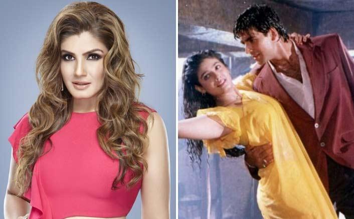 Sooryavanshi: Raveena Tandon FINALLY Reacts On Tip Tip Barsa Paani's Recreation For Akshay Kumar-Katrina Kaif Starrer