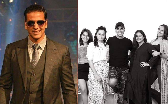 Revealed - Akshay Kumar is the central protagonist of Mission Mangal, no truth to rumors of just 25 minutes role