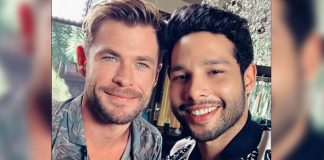 Roaring loud as ever! 'MC Sher' Siddhant Chaturvedi raps as Chris Hemsworth says 'Bohot Hard'