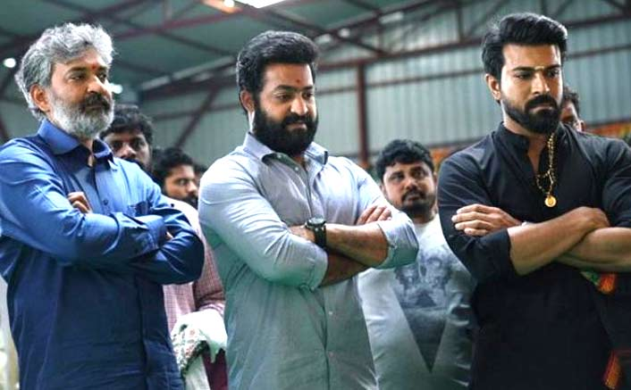 RRR Update: Jr. NTR & Ram Charan To Feature In A HUGE Action Sequence & Its Cost Is Jaw Dropping!