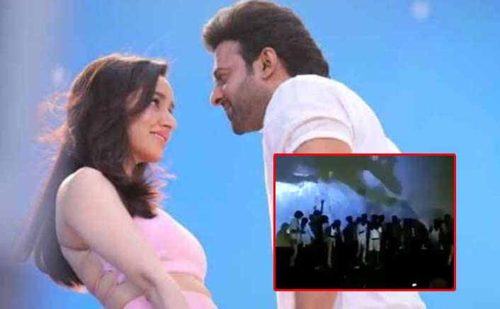 Saaho: Prabhas-Shraddha Kapoor's Action-Filled Teaser Receives CRAZY Fan Reactions In Theatres