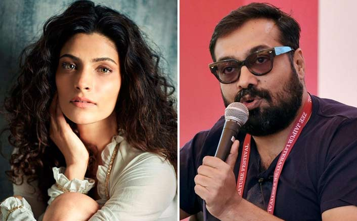 Saiyami Kher to star in Anurag Kashyap's next