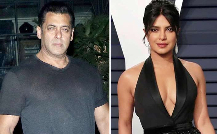 "Salman Khan's ""Thank You Priyanka"" Has Nothing To Do With PeeCee But Everything With Katrina Kaif"