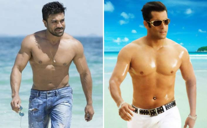Salman Khan remembers when Ram Charan had gone shirtless