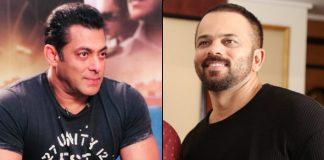 Salman Khan & Rohit Shetty To Have A Chulbul Pandey & Singham Crossover?