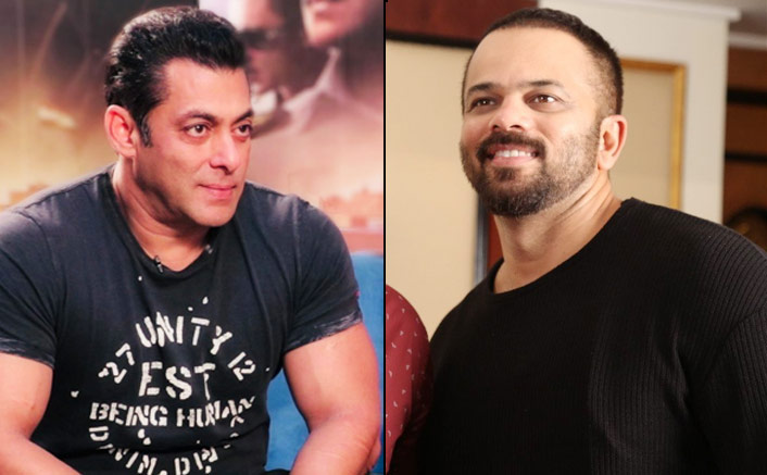 Salman Khan & Rohit Shetty To Have A Chulbul Pandey & Singham Crossover Soon?