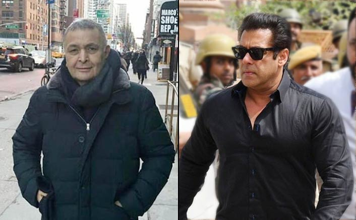 Salman Khan To Harmonize Things With Rishi Kapoor. Check Out For Details Inside!